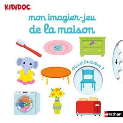 MON IMAGIER-JEU DE LA MAISON