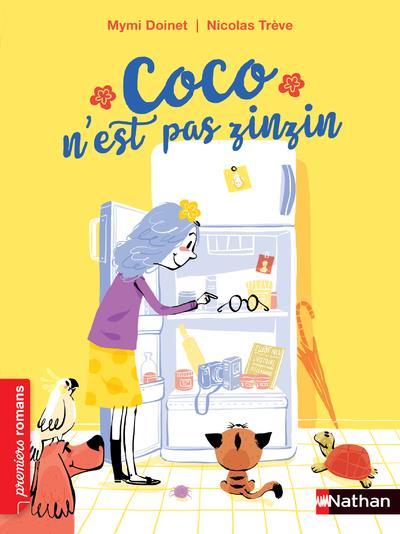 COCO N'EST PAS ZINZIN