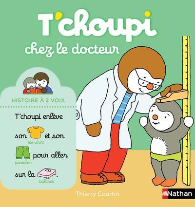 T'CHOUPI CHEZ LE DOCTEUR