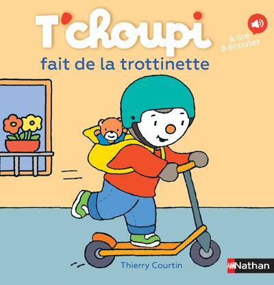 T'CHOUPI FAIT DE LA TROTTINETTE - VOLUME 67
