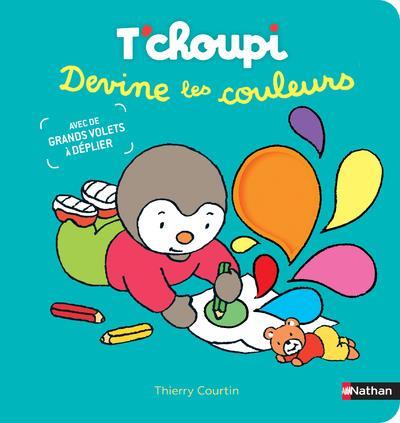T'CHOUPI DEVINE LES COULEURS