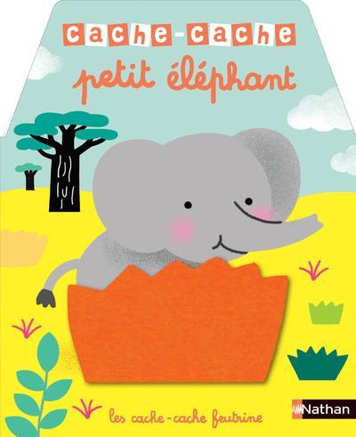 CACHE-CACHE PETIT ELEPHANT