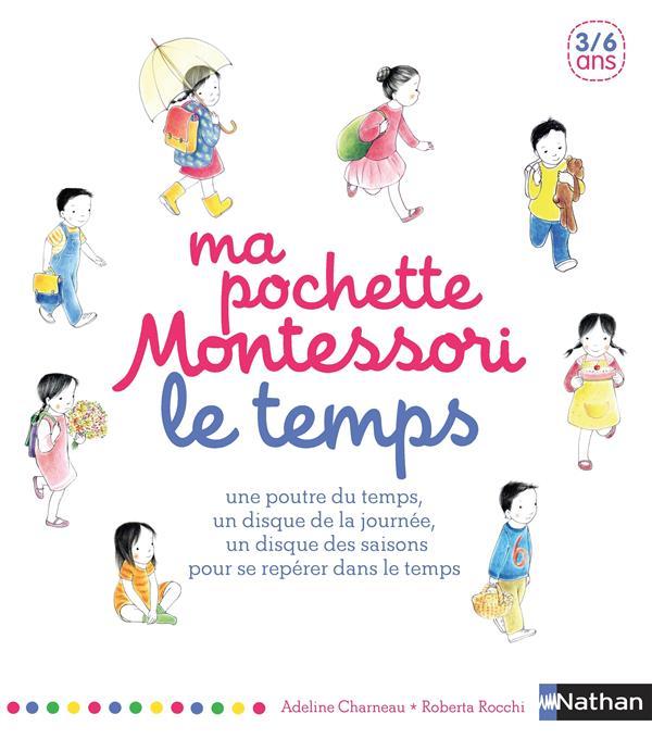MA POCHETTE MONTESSORI - LE TEMPS