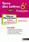 DVD-ROM TERRE LETTRES 6E MNVP