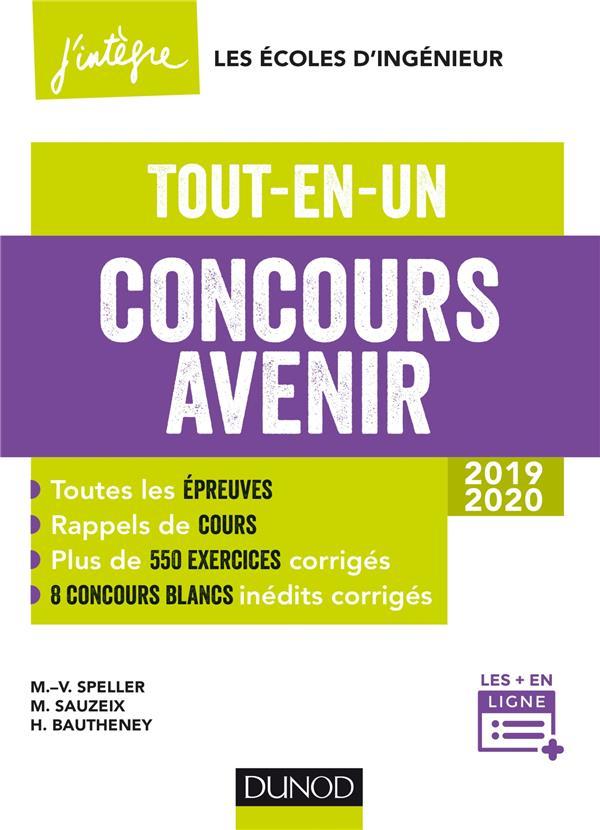CONCOURS AVENIR  - TOUT-EN-UN 2019-2020