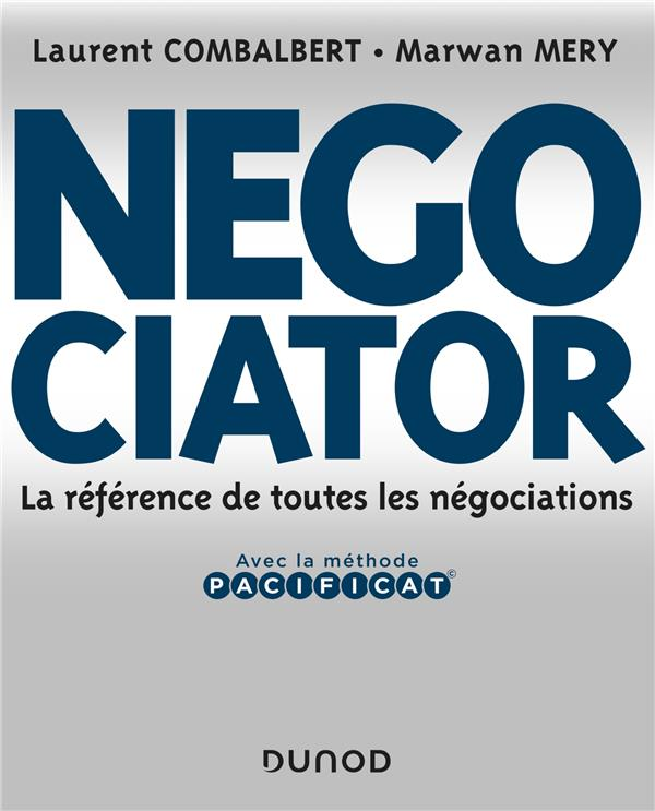 NEGOCIATOR -  LA REFERENCE DE TOUTES LES NEGOCIATIONS