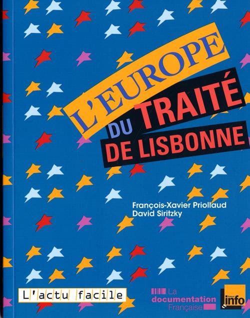 L'EUROPE DU TRAITE DE LISBONNE