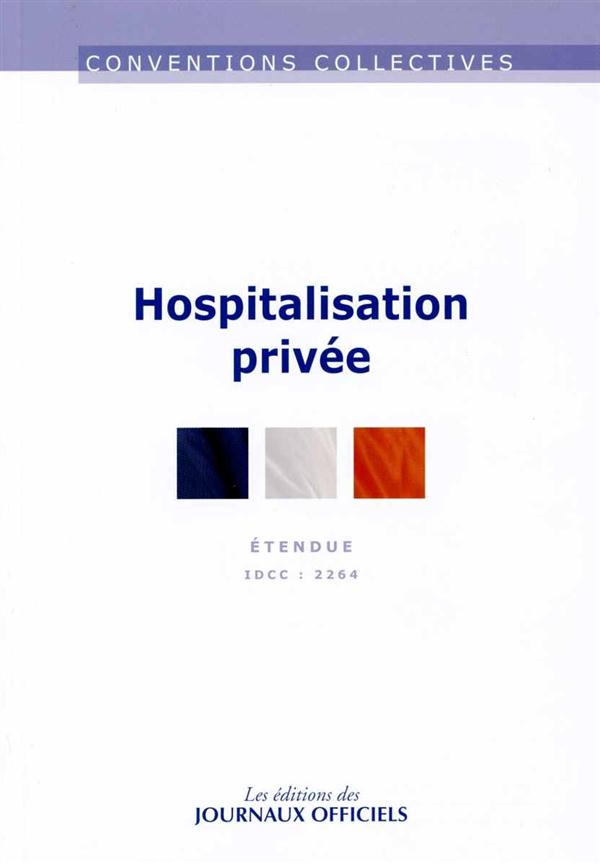 HOSPITALISATION PRIVEE - CC N 3307