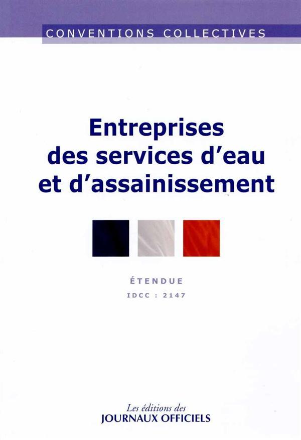ENTREPRISES DES SERVICES D'EAU ET D'ASSAINISSEMENT CC3302