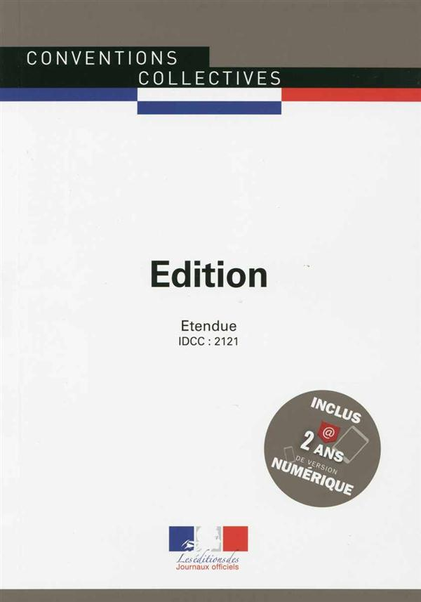EDITION-CONVENTION COLLECTIVE NATIONALE ETENDUE 3103