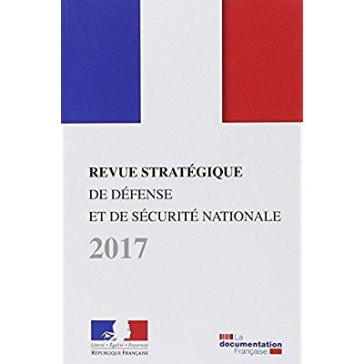 REVUE STRATEGIQUE DE DEFENSE ET DE SECURITE NATIONALE