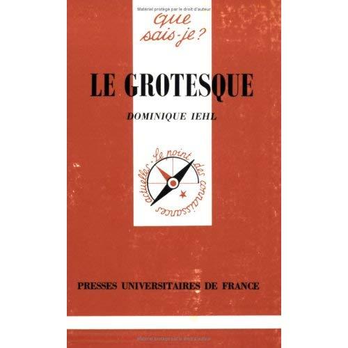 LE GROTESQUE QSJ 3228