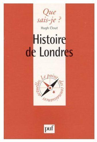 HISTOIRE DE LONDRES QSJ 3428