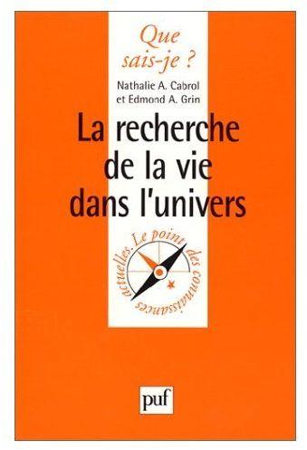 LA RECHERCHE DE LA VIE DANS L'UNIVERS