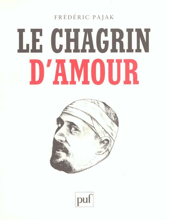 LE CHAGRIN D'AMOUR