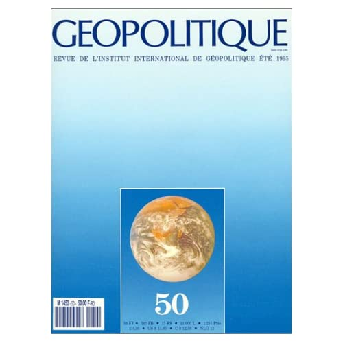 GEOPOLITIQUE N.50 INDONESIE