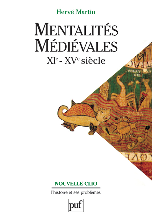 MENTALITES MEDIEVALES (XIE-XVE SIECLE). TOME 2 - REPRESENTATIONS COLLECTIVES