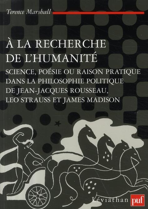 IAD - A LA RECHERCHE DE L'HUMANITE