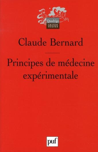 IAD - PRINCIPES DE MEDECINE EXPERIMENTALE (2E ED)