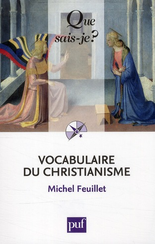 VOCABULAIRE DU CHRISTIANISME (3ED) QSJ 3562