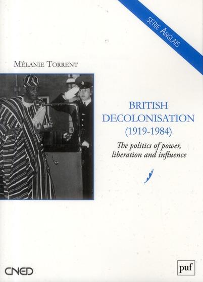 IAD - BRITISH DECOLONISATION (1919-1984) (ANG)