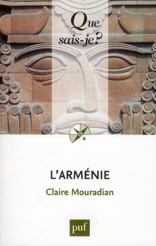 L'ARMENIE (5ED) QSJ 851.