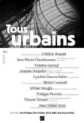 IAD - TOUS URBAINS 2013 - N 1