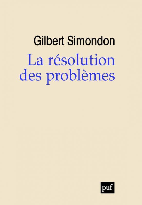 LA RESOLUTION DES PROBLEMES