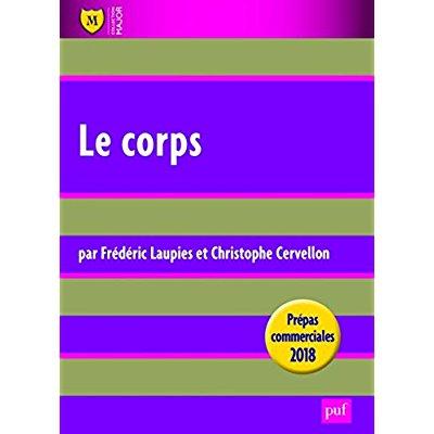 LE CORPS, PREPAS COMMERCIALES 2017/2018