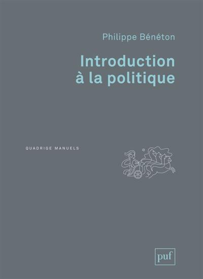 INTRODUCTION A LA POLITIQUE-2EME ED