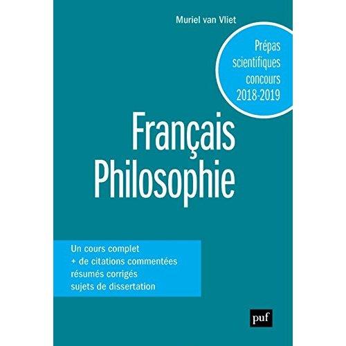 PREPAS SCIENTIFIQUES 2018-2019.FRANCAIS/PHILOSOPHIE L AMOUR