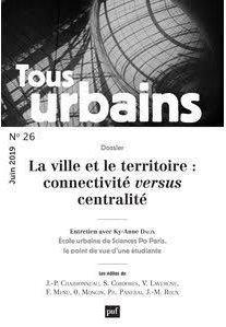 TOUS URBAINS N  26 (2019-2)