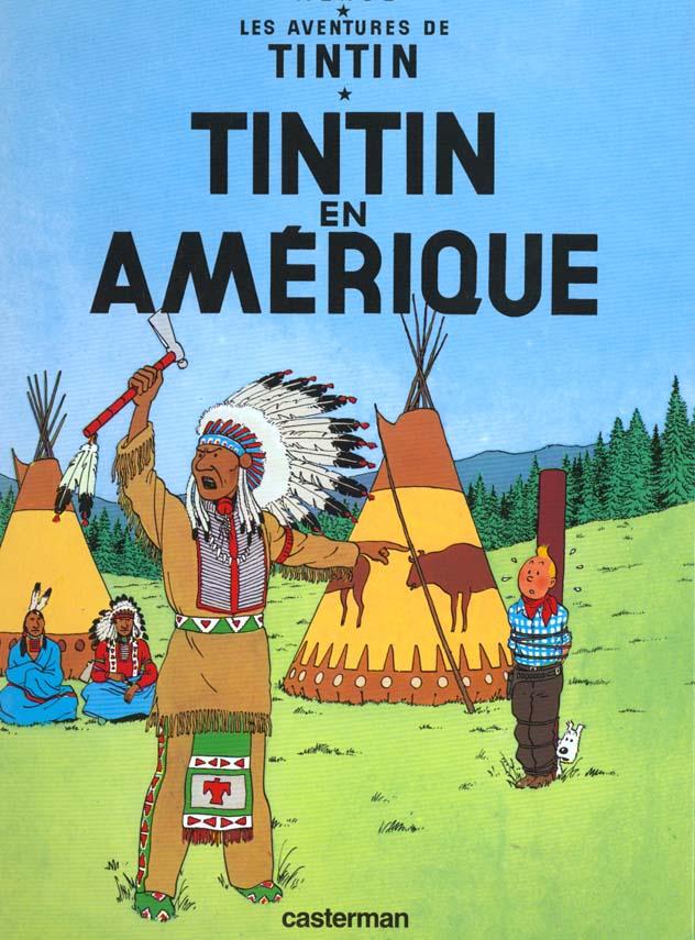 TINTIN EN AMERIQUE T3