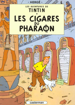 LES CIGARES DU PHARAON T4