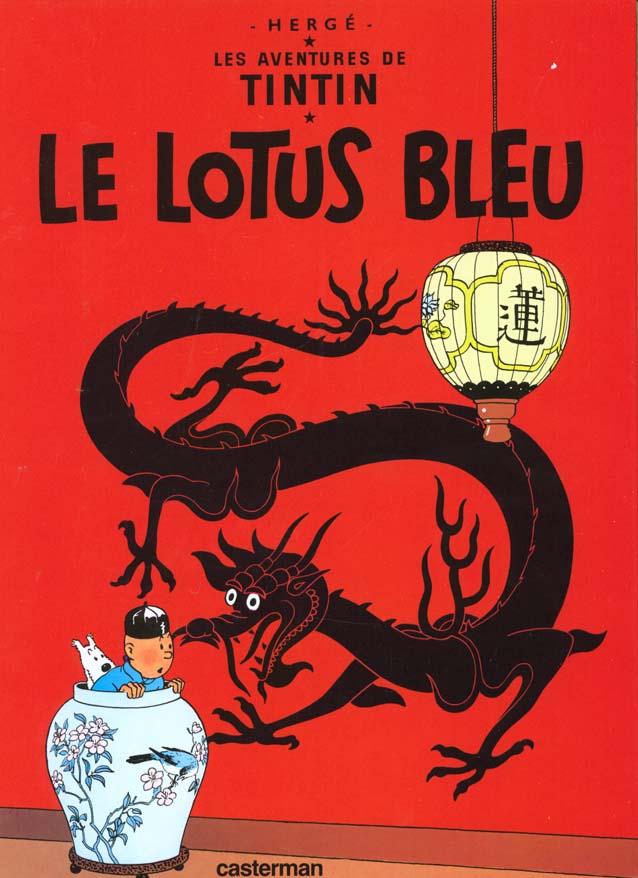 LE LOTUS BLEU T5