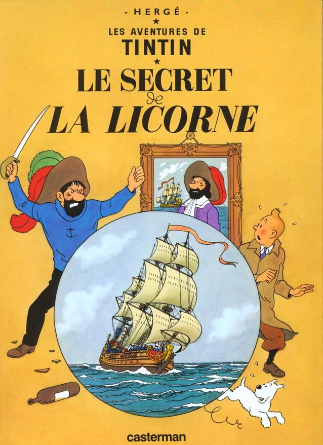 LE SECRET DE LA LICORNE T11