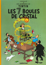 LES SEPT BOULES DE CRISTAL T13