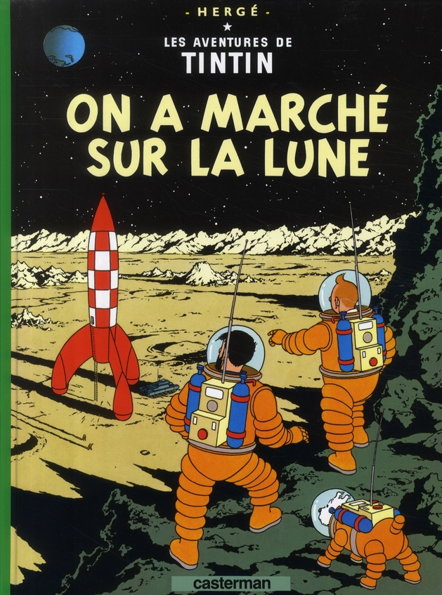 ON A MARCHE SUR LA LUNE T17