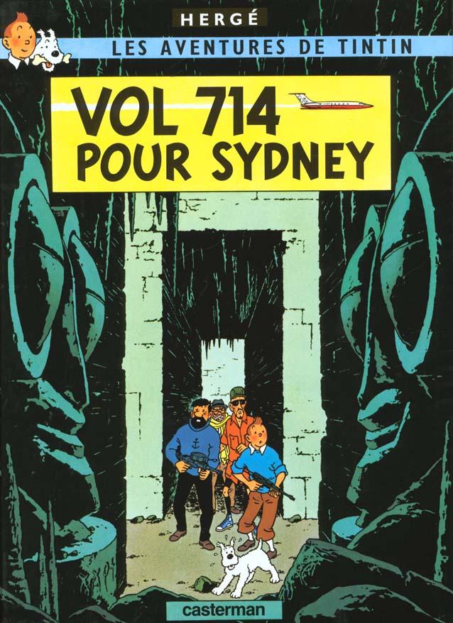 VOL 714 POUR SYDNEY T22