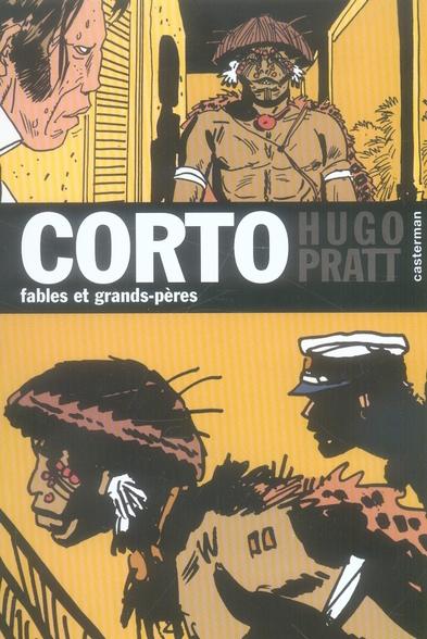 FABLES ET GRANDS-PERE - CORTO MALTESE - T13