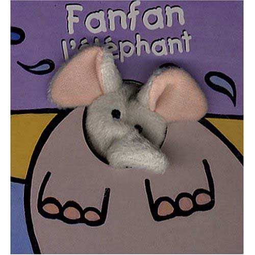 BEBETES T13 FANFAN L'ELEPHANT