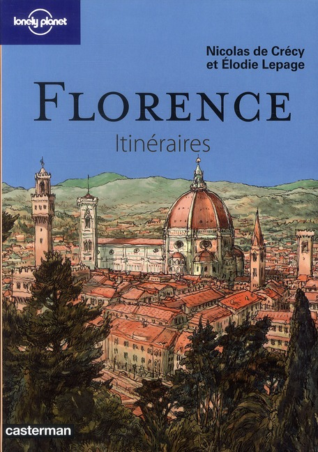 FLORENCE - ITINERAIRES