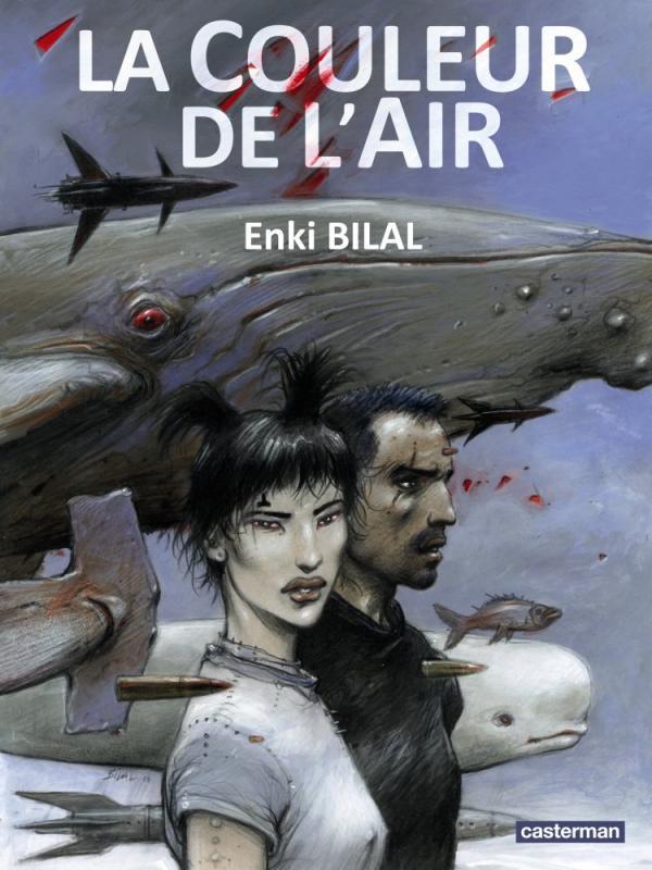 LA COULEUR DE L'AIR