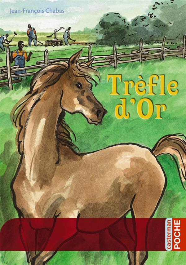 TREFLE D'OR