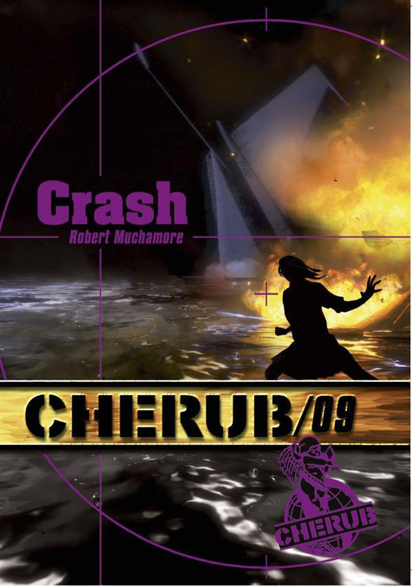 CHERUB T9 CRASH (POCHE)