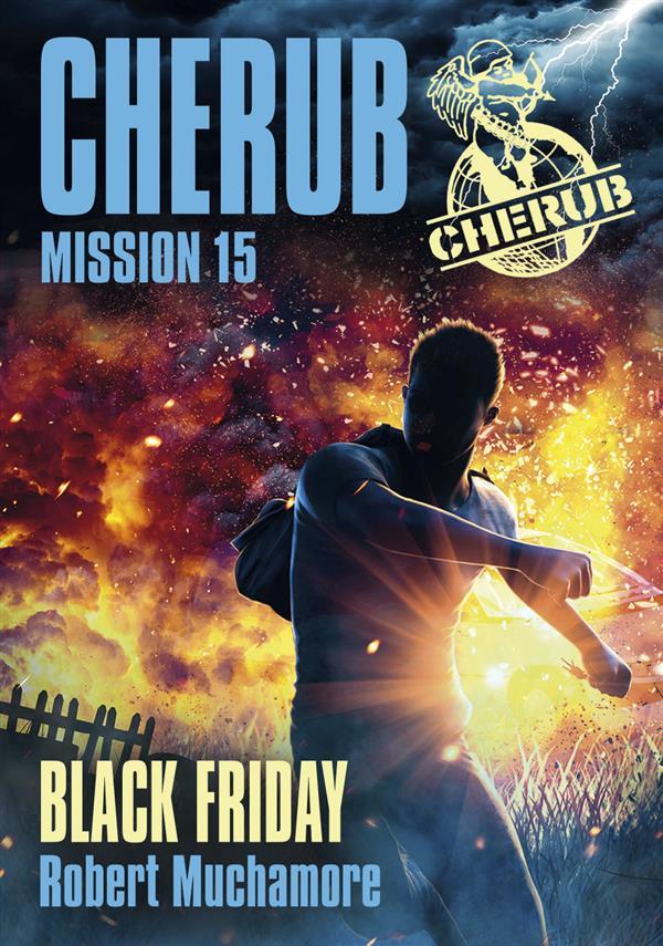 CHERUB MISSION 15 BLACK FRIDAY