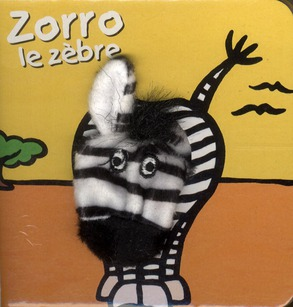 ZORRO LE ZEBRE