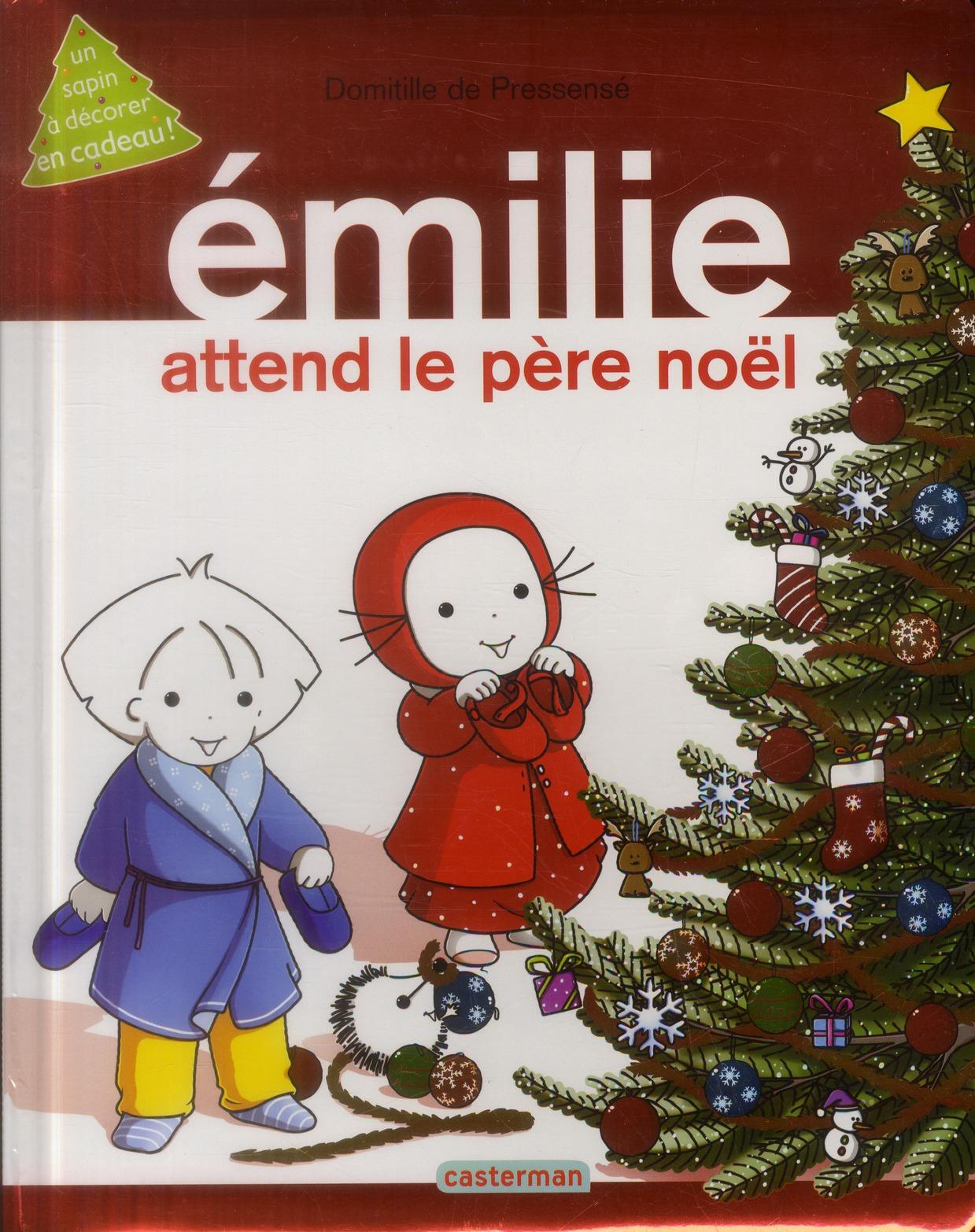 EMILIE ATTEND LE PERE NOEL