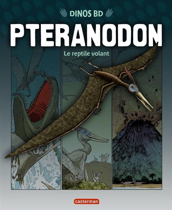 PTERANODON - LE REPTILE VOLANT