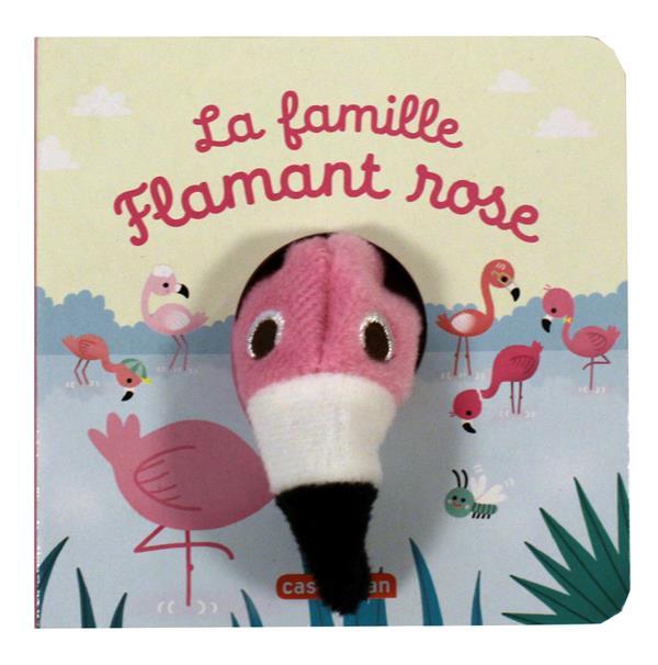 LA FAMILLE FLAMANT ROSE
